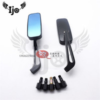 espejos retroviseur moto mirror for Vespa yamaha nmax tmax honda dio shadow grom scooter motorcycle accessories rearview mirrors