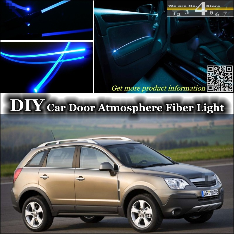 for opel antara for chevrolet captiva interior ambient. Black Bedroom Furniture Sets. Home Design Ideas