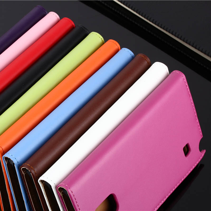N9200 Case for Samsung Galaxy Note 4 Genuine Leather Cases for Galaxy Note 5 Cover Wallet Style for Samsung Note III 3 Phone Cap