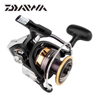 Image 4 - DAIWA LEGALIS LT Spinning Fishing Reels 2000D XH/2500 XH/3000 CXH/4000D CXH/5000D CXH l High Gear 6.2:1carbon body5+1BB Wheel