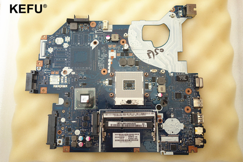 MBR9702003 fit for Acer Aspire 5750 5750G 5755G Laptop Motherboard P5WE0 LA-6901P DDR3 High Quality image