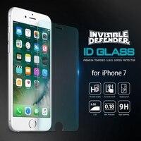 Ringke الأصلية id زجاج آيفون 7/فون 8 حامي الشاشة قسط temperde الزجاج 9 h 2.5d مع التجزئة حزمة