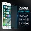 Ringke originais vidro id para iphone 7 (4.7 polegada) Prêmio Protetor De tela de VIDRO TEMPERDE 9 H 2.5D com Pacote de Varejo