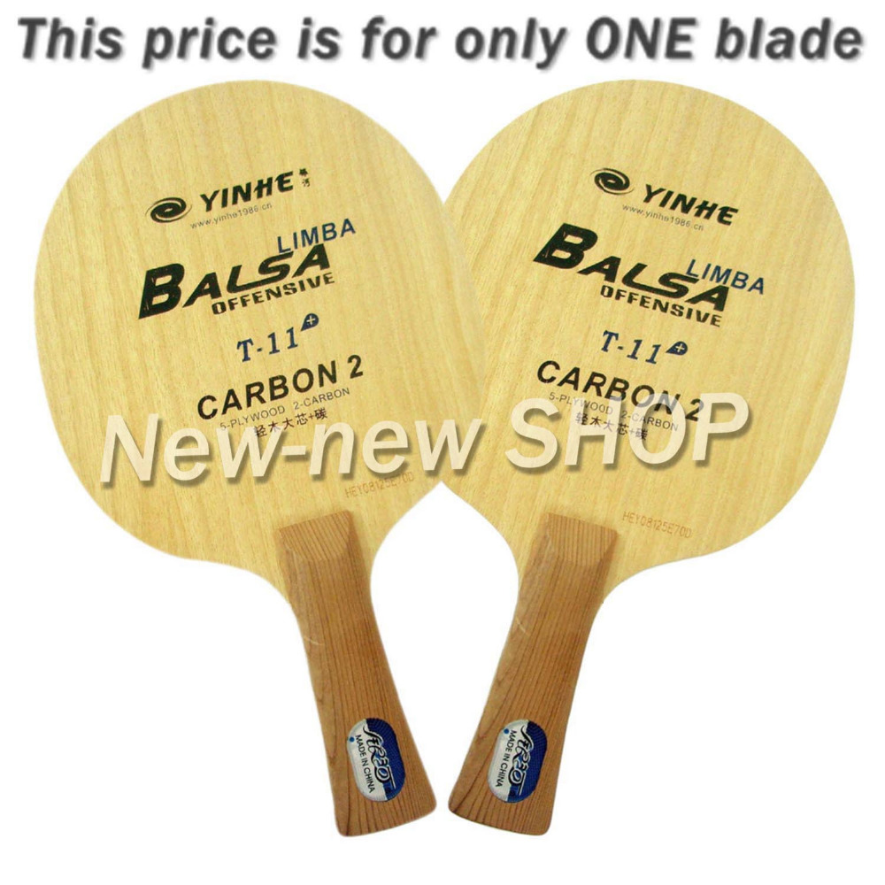 Yinhe T-11+ T 11+ T11+ Table Tennis PingPong Blade