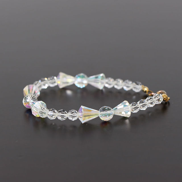 2013 new retro fashion colorful crystal bracelet Austrian crystal amethyst Valentine's Day present for his girlfriend, Czech