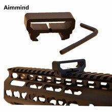 цена на Tactical Hunting Sling Attachment W 20mm Weaver Picatinny Rail Mount Adapter Scope Rifle Pistol Gun Accessories