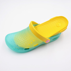 Image 5 - כירורגי רפואי נעלי החלקה חוף נעלי בית חולים אחות רופא כפכפים כפכפי גן קיץ לנשימה חור לעבוד נעליים
