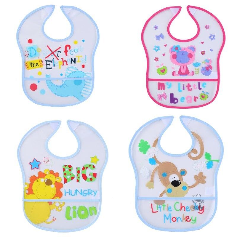 Wash Burp Cloths Before Use: Aliexpress.com : Buy LionBear Baby Bibs Eva Waterproof
