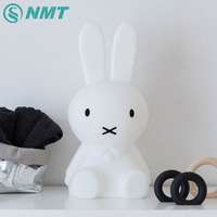 50cm Rabbit LED Night Light For Children Baby Bedroom Night Lamp Christmas Gift Bedside Decoration Cartoon
