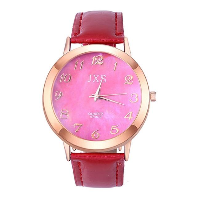 New Fashion Women Bracelet Watches Casual Quartz Watch Women Clock Relogio Feminino reloj de mujer montre oulm relogio esmar 4FN