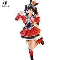 Presell LoveLive Cosplay Love Live Sonoda Umi Kotori Minami Kousaka Honoka Ayase Eli Cosplay Costumes Lolita
