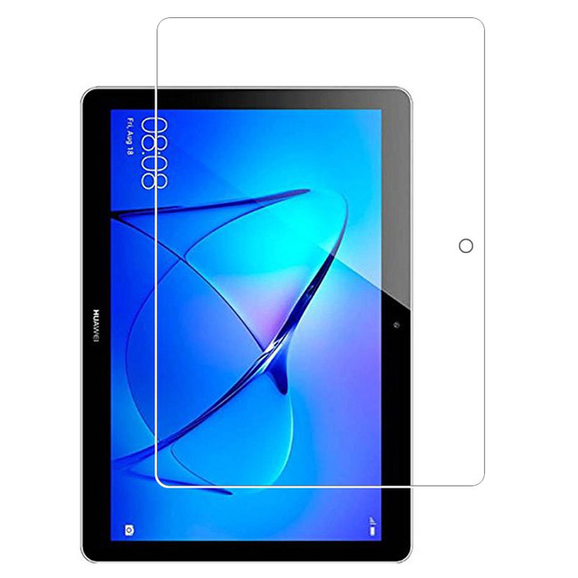 """Tempered Glass Screen Protector for Huawei MediaPad T5 10 T3 9.6 T3 8 8.0 T3 7 3G T3 7.0 WiFi T1 7.0 T1 8.0 T5 8"""" Proective Film"""