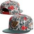 Marca Pente & Tesoura C & S Cap Rose red floral flores cap snapback para mulheres dos homens hip hop adulto ao ar livre sol ocasional boné de beisebol chapéu