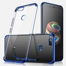 Fashion Silicone TPU Case For Xiaomi Pocophone F1 Mi8 9 SE 9T Pro A2 A1 Plating Clear Cover On Mi 8 Lite 6X Max 3 Mi6 Mix 2S 2