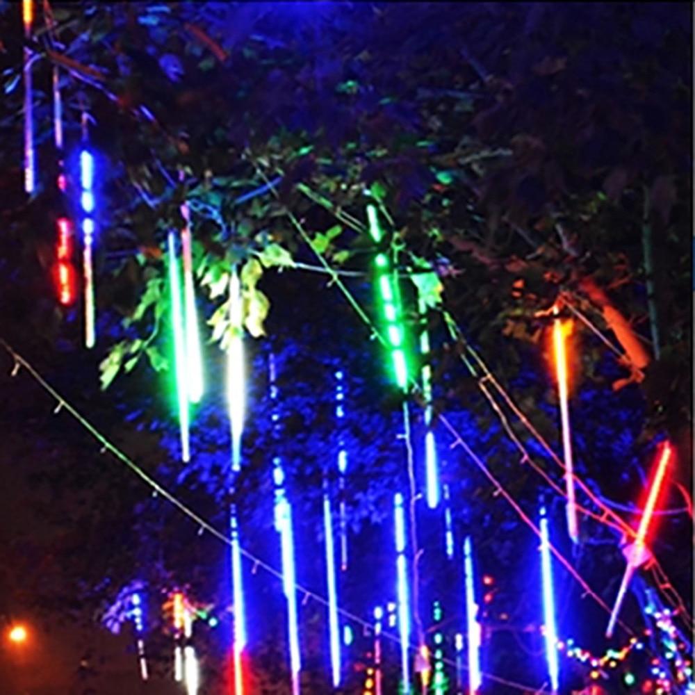 ac110-220v Considerate Jiawen Led Meteor Light 50cm 240-led Led String Lights Lights & Lighting Led String