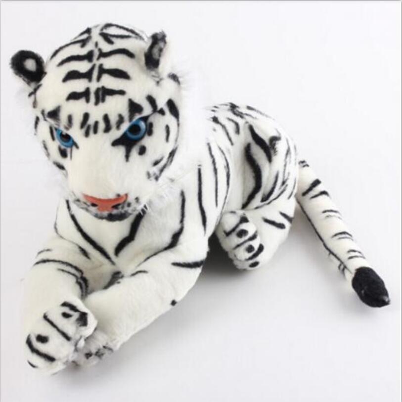 Горещи продажби сладък плюш тигър играчки прекрасна пълнени кукла животински възглавница Деца Детски подарък за рожден ден 40 см