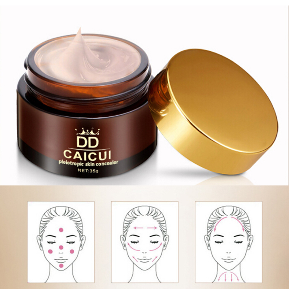 Universal Contouring Makeup Face Care Beauty Korean Cosmetics BB CC DD Cream Concealer Palette Moisturizing Whitening Brighten