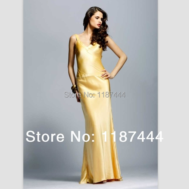 Kate Hudson Yellow Evening Prom Dress In How To Lose A Guy -7931