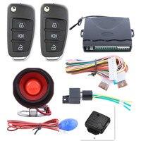 جودة السيارة نظام إنذار عدة pke passive keyless remote محرك دفع زر ابدأ البعيد كيت قفل مركزي إفتح