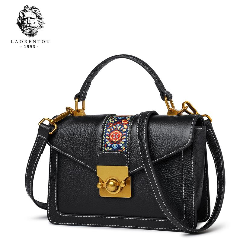 LAORENTOU leather portable small bag female 2018 new fashion temperament simple casual shoulder Messenger bag handbag yft carbide end mills diameter 20mm 4 blade tungsten steel router milling cutter hrc 45 cnc tools page 8