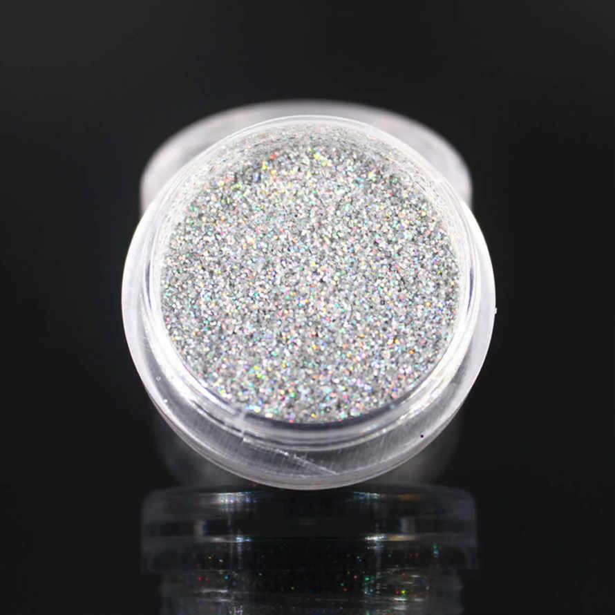 2019 New Silver 12Colors Optional Monochrome Eye Powder Shadow Women Beauty Eye Make Up Shinning Glitter Powder Makeup Pal CHTB1