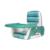 Alta Qualidade portátil dobrável multi-funcional para crianças cadeira de bebé luz para ir para fora e fácil de transportar crianças eettafel stoelen