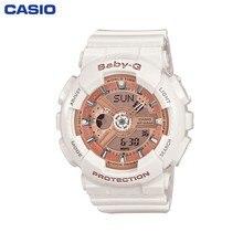 Наручные часы Casio BA-110-7A3 женские электронные на пластиковом ремешке