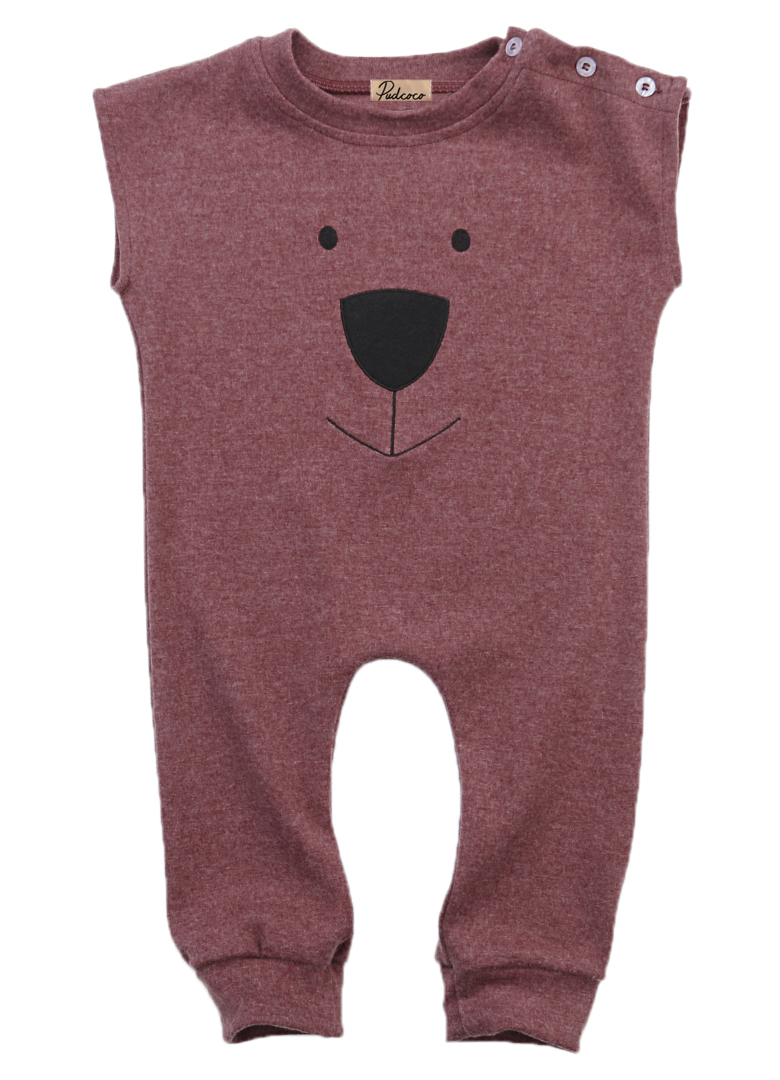 Newest Infant Baby Kids Girl Boy Summer Clothes Cotton Bear Sleeveless Romper Jumpsuit Playsuit Outfits 2017 new adorable summer games infant newborn baby boy girl romper jumpsuit outfits clothes clothing