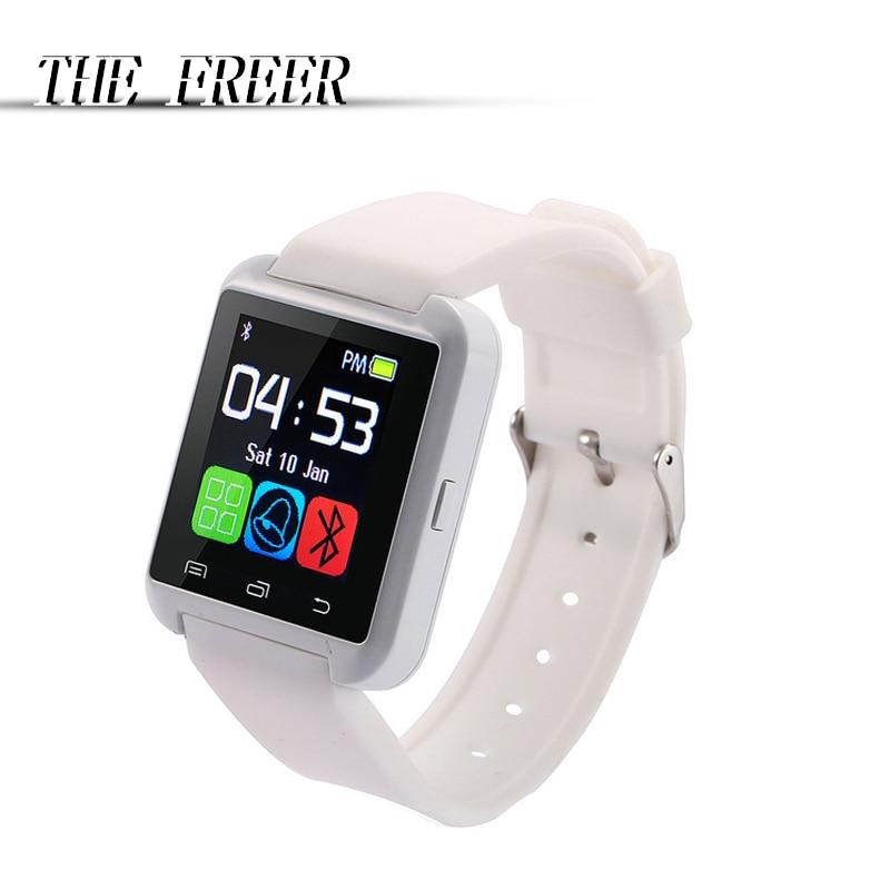 Smart Sport reloj digital U8 móvil reloj simple Cheap android touch - Relojes para hombres - foto 2