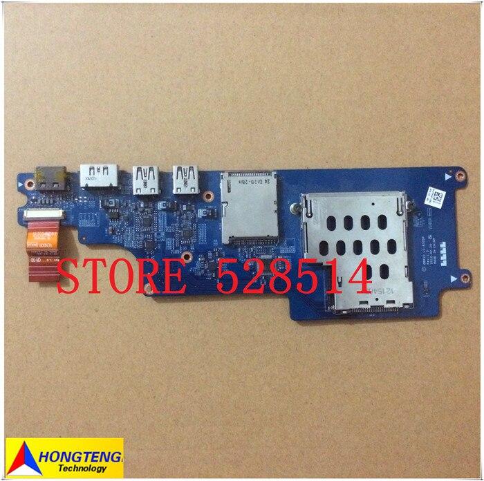 ФОТО original CN-0YYFHR 0YYFHR FOR DELL M18X R2 board LS-832DP  100% Test ok