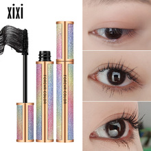 XIXI brand Blog recommendation Cosmetics Starry sky filled with  Mascara Waterproof and sweat resistance Non halo dyeing