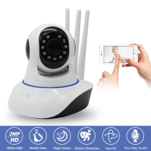 Mini Home Security font b Wireless b font Camera 2MP 1080P Wifi IP Camera Night Vision