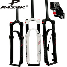 Fork Suspension Mtb-Bikes Mountain-Bicycle PASAK 29inch 26in Fork-Air-Damping Remote