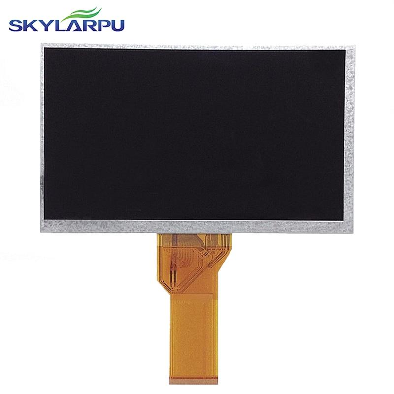 skylarpu 7 inch Tablet PC LCD Display For Innolux AT070TN94 20000600-12 LCD Screen AT070TN94 V1 V.1 AT070TN92 V.X Replacement 7 inch lcd screen high brightness innolux at070tn90 at070tn92 v 1 vx display