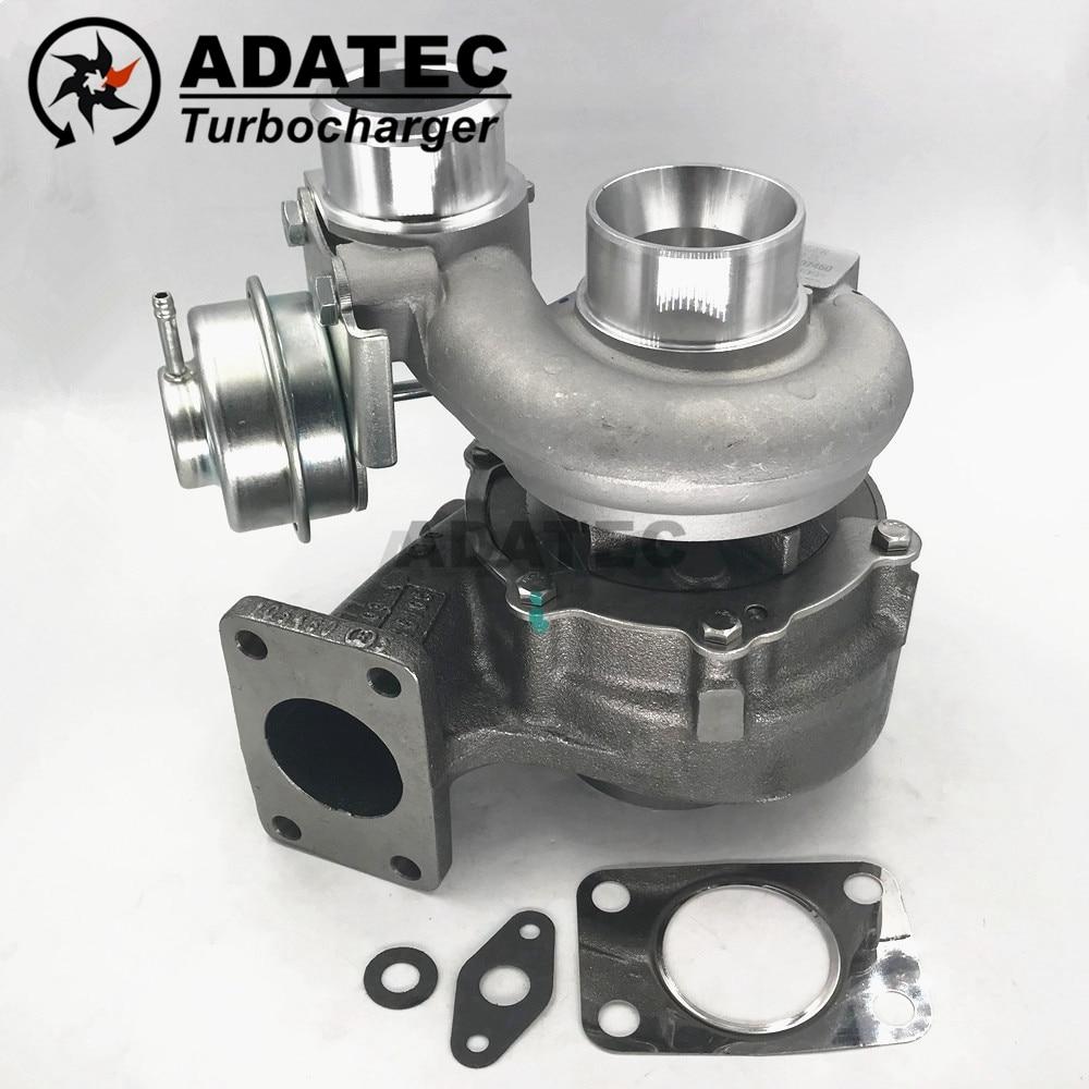TD04L Полный турбо компрессор 49377 07460 49T77 07460 076145701C 076145701P турбонагнетатель Для VW Crafter 2,5 TDI 109 hp BJK CEBB