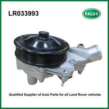LR033993 Quality Petrol Car Water Pump for LR Discovery 4 Range Rover Sport auto water aspirator retail supplier in aftermarket