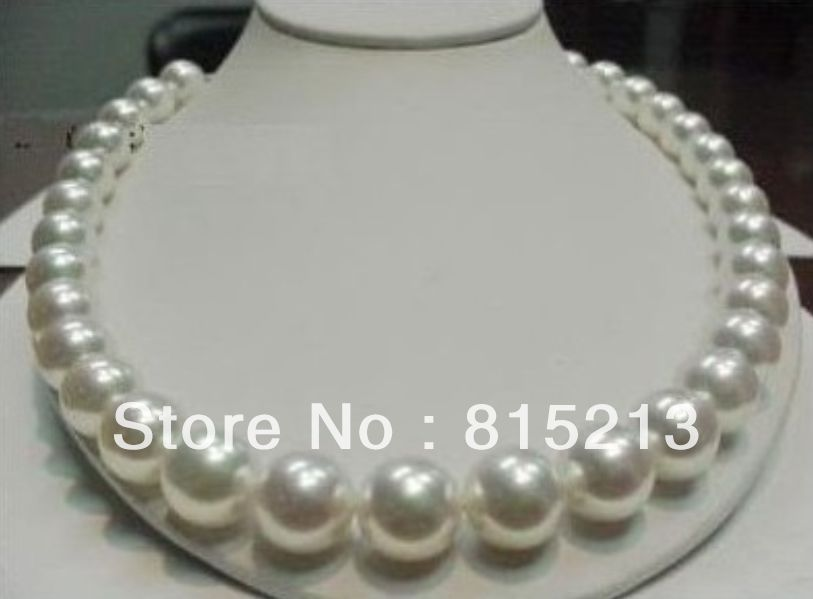 Free Shipping ddh00630 18 AAA 11-12mm genuine Akoya white pearl necklace 28% Discount ()