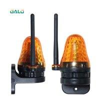 Универсальный 12 В 220 в наружный светодиодный сигнал тревоги стробоскоп аварийная мигалка Предупреждение льная лампа настенное крепление д...