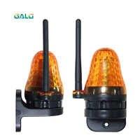 Universal 12 V 220 V outdoor LED Signal Alarm Licht Strobe Blinkende Notfall Warnung Lampe wand halterung für Automatische Tor opener