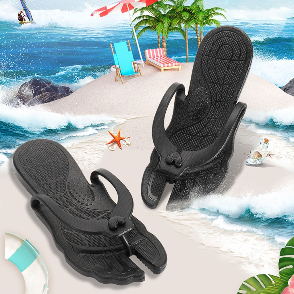 2019 Neue Paar Sommer Strand Flip-flops Strand Anti-slip Casual Schuhe Hause Hausschuhe Schuhe Schlafzimmer Hausschuhe Pantofle Damsk # Da 100% Hochwertige Materialien