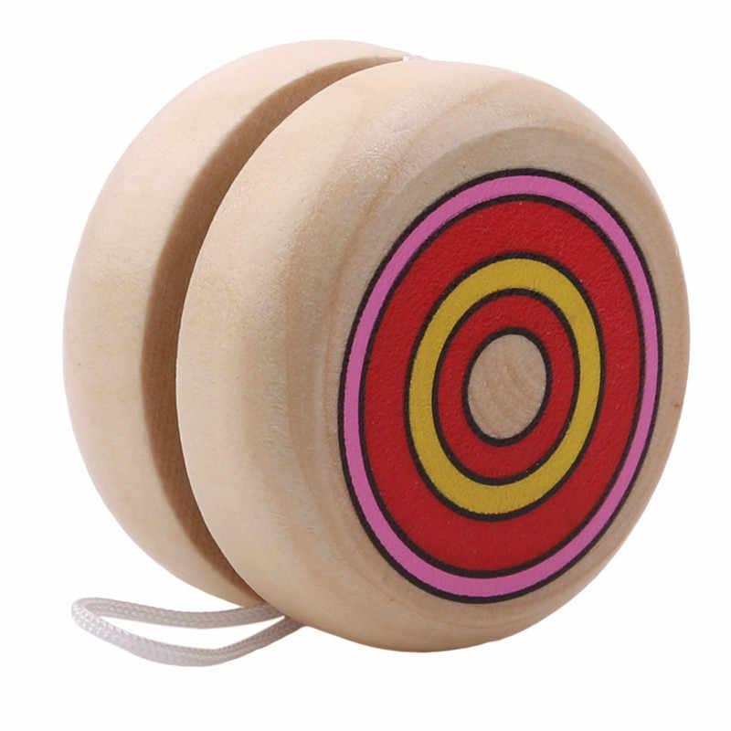 Оптовая продажа деревянные йо Дети Классические игрушки рождественские подарки вечерние сувениры Детский сад Школа карнавал Лут сумка наполнитель