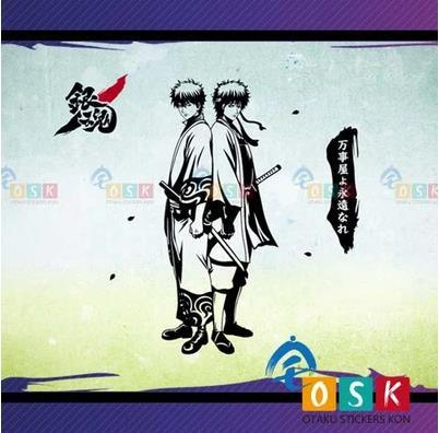 Car Door Sticker Vinyl Decal Hot Anime Cartoon Cosplay 50cm K-ON