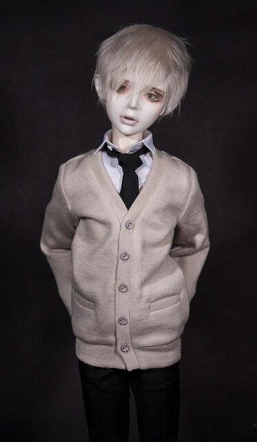 HeHe BJD 1/4 boy CO new bjd Handsome boy body Class50 on sale hot bjd free shipping 3