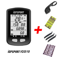 Igpsport iGS10 GPS MTB Road Cycling Computer Waterproof ANT Wireless Speedometer Vdo bicycle Mileometer Bluetooth 4.0