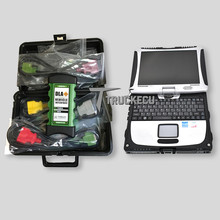 цены CF19 Laptop+JPRO DLA+ Noregon JPRO Commercial Fleet engine Truck Diagnostics Software with Noregon JPRO diagnostic kit