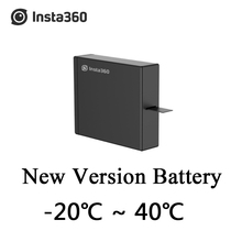 100% Original Insta360 ONE X Battery 1050mAh LiPo Insta 360   20℃ ~ 40℃ Cold Batteries for Insta360 ONE X Accessories