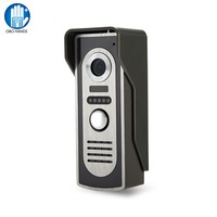 OBO Hands Video Door Phone Intercom Video Doorbell Camera Entrance Machine Outdoor Phone 700TVL with LED Night Vision Waterproof