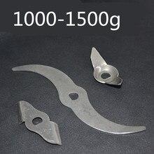 1 набор лезвий для шлифовальной машины общего назначения 1000-1500 г детали мясорубки Измельчающие машины для кухни