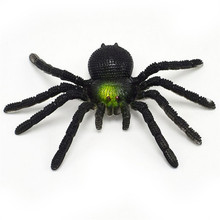 Model-Toys Halloween-Props Insects Prank Spider Tricky Colorful Children's 1pc Tpr-Simulation