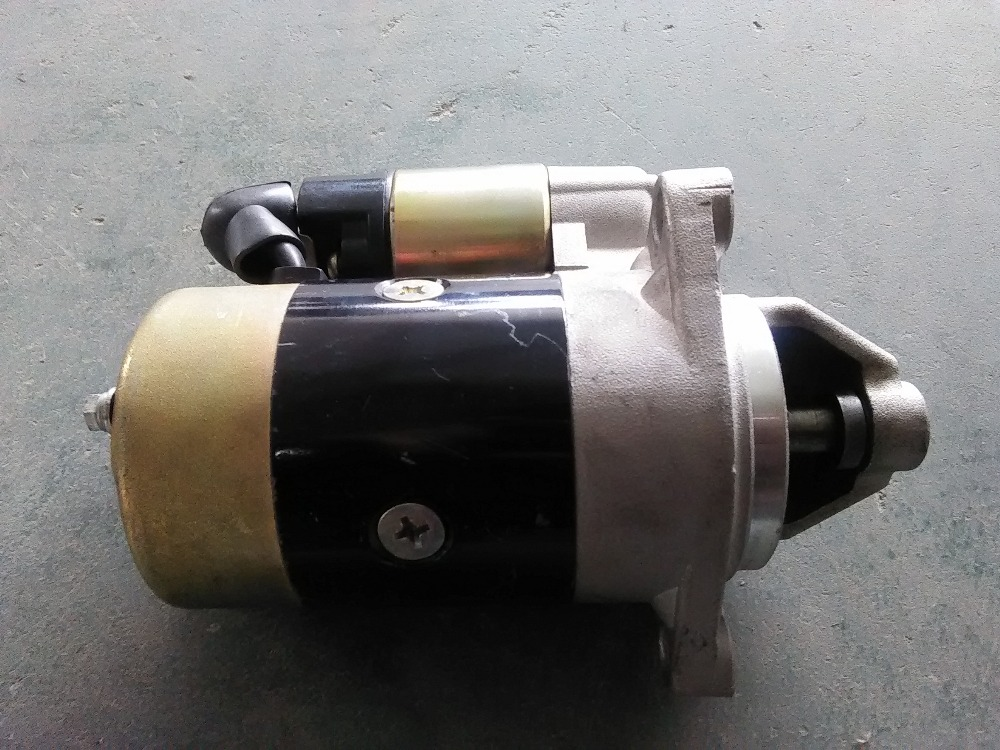 Fast Shipping diesel engine 186FS Reverse starter camshaft output starting motor  suit for kipor kama and all the chinese brand